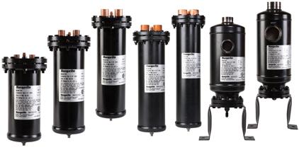 500 Series: Accessible Impingement Conventional Oil Separators